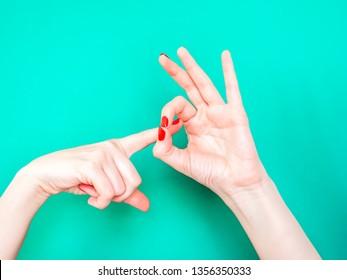 Sexual hand chart gestures 🏆 of 13 Surprisingly