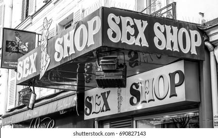Paris gay sex butik