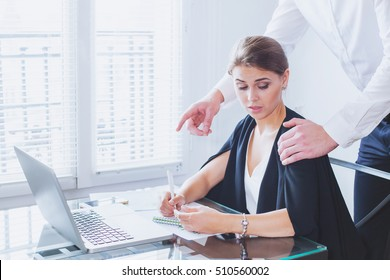 Dressless office sex