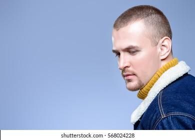 Short Hair Man Images, Stock Photos \u0026 Vectors