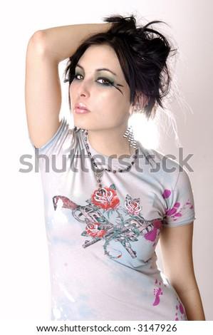Tiffany teen model gallery