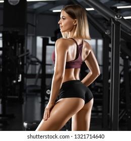 Nude Gym Girls