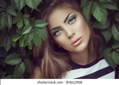 c4e48f278743a3 Woman Green Eyes Images, Stock Photos & Vectors | Shutterstock