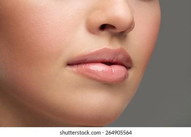 sexy and beautyful lips