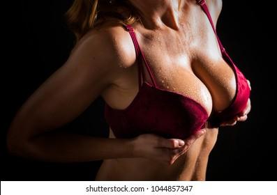 Sexy big breasts