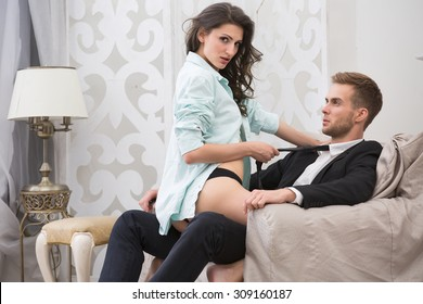 Anal with free man woman seduced