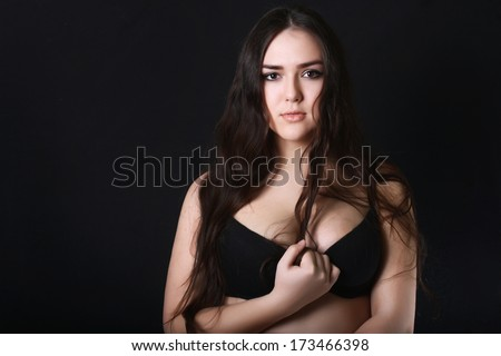 Pictures of black breasts