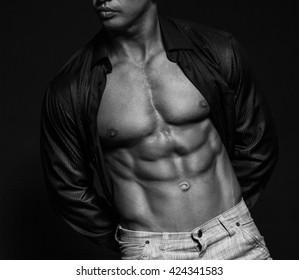Black men hot Hottest Black