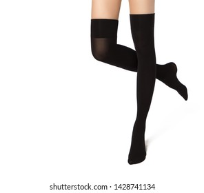NWT BURLESQE FISHNET TIGHTS STOCKINGS HOT HOT HOT!
