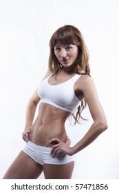 Sexy female's body