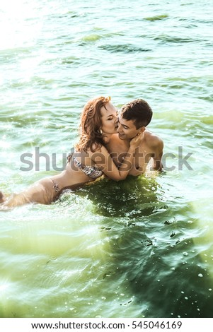 French Kiss Couple Images sexy french kiss hot water passionate stock photo (edit now