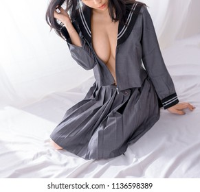 Sexy body parts boobs