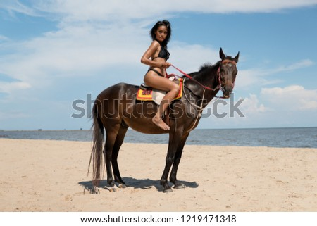 Sexy legs girl riding theme interesting