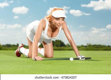 Golf Girl Hot