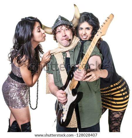 groupie Sexy band