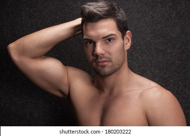 Have thought sexy half naked man for that