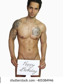 Men for sexy birthday Sexy and
