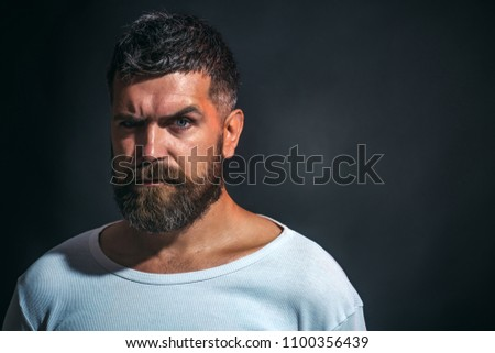 fe3f7d0c7b4 Sexy Look Male Model Man Stylish Stock Photo (Edit Now) 1100356439 ...