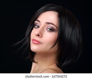 Short Hair Hairstyle Conjunto De Sofi Photo Na Shutterstock