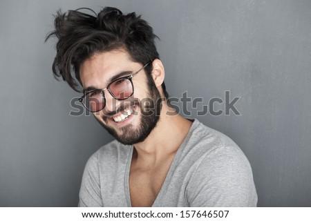 sexy men with facial hair