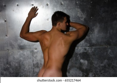 Naked Young guy hot