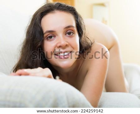 Teen flickor helt naken