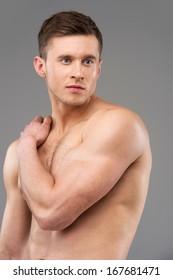 Nude boy model Hayley Hasselhoff