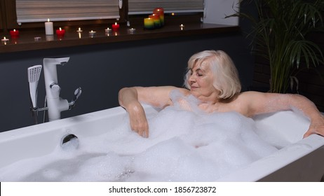 Blonde sexy granny Glamour Grandma High Res Stock Images Shutterstock