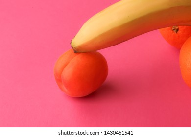Sexy. sexually, art. dick, prick, Etotic, sex, sexual, food, feelings,  nude, lingrie, love, porn, porno, erection, potency, cunt, vagine, fruit, fruits, health, banana, apricot