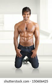 male shirtless Hot models