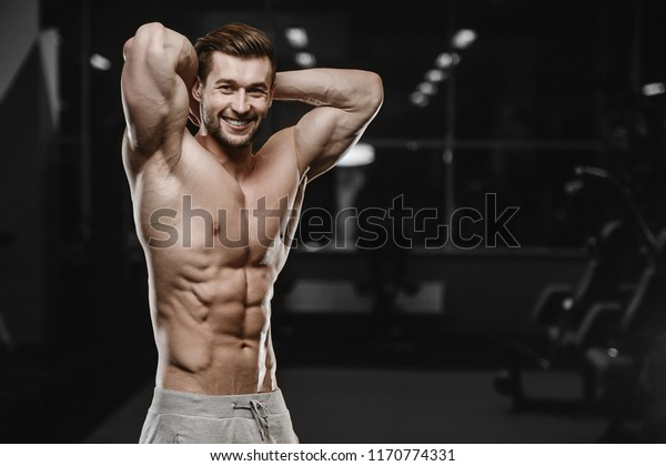 Similar Images, Stock Photos & Vectors of Athletic mans