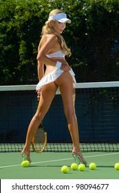 Tennis ladies hot images