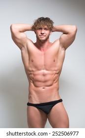 Skinny gay hot male underwear porn