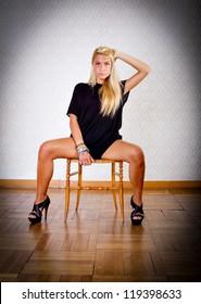 Open legs women Hilarious photographs