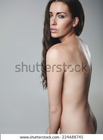 Well hot grey haired woman naked very pity