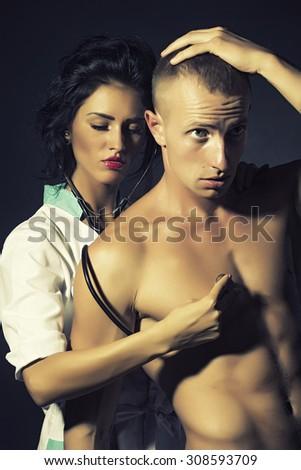 Idea Naked sexy brunette nurse consider, that