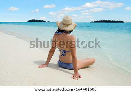 Single sexy vacation