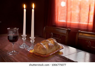 Shabbat Observed At Evening or Dusk