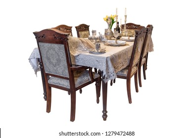 Shabbat Table - Seudah