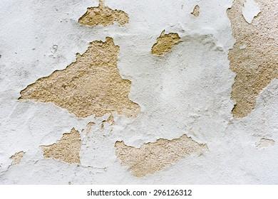 shabby peeling plaster walls pieces