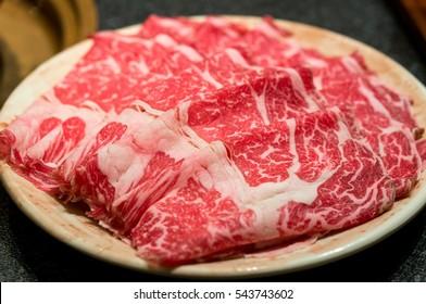 Shabu Beef