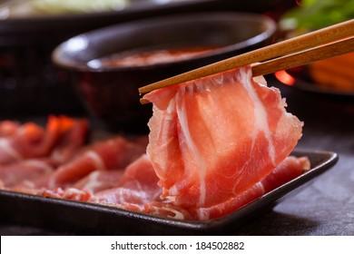 Shabu shabu,Asian cuisine