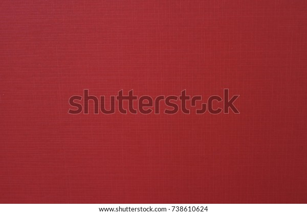Shade Red Color On Canvas Surfacepaper Stock Photo (Edit Now