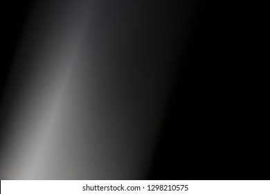 The Shading of Light Reflection Mirage Overlay on black background