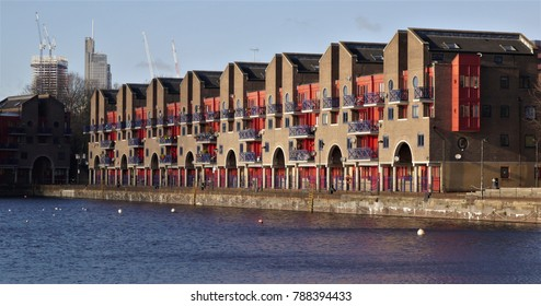Shadwell Docks Wapping