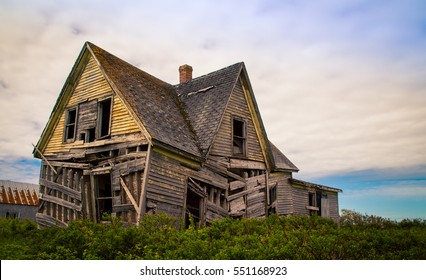 shagging abandon house