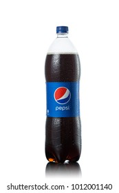 Shah Alam, Malaysia - 25 January 2017. Pepsi soft drink in 1.5 litre.