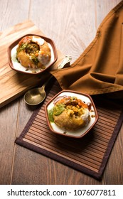 Shahi Raj Kachori is a popular chat item from Rajasthan, India