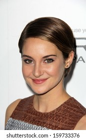 "Shailene Woodley at the Elle 20th Annual ""Women In Hollywood"" Event, Four Seasons Hotel, Beverly Hills, CA 10-21-13"
