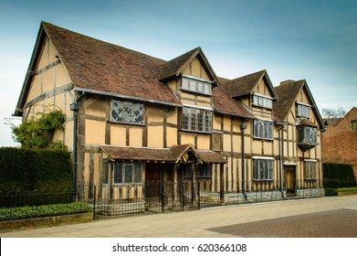 Shakespeare's Birthplace Stratford-upon-Avon